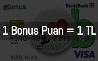 En Çok Puan Kazandıran Kredi Kartları Deniz Bonus Puan 2021
