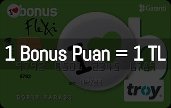En Çok Puan Kazandıran Kredi Kartları Garanti Bonus Puan 2021
