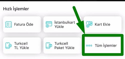 Turkcell faturalı hatta kredi almak 2021 ilk adım