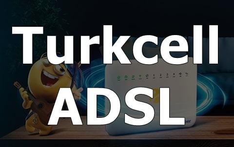ADSL Turkcell ev interneti fiyatları ve 2021 paketleri