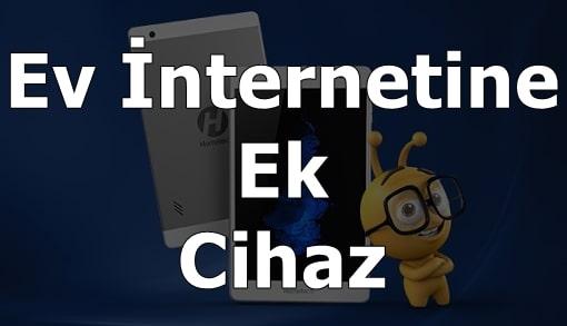 Turkcell ev internetine ek tablet, telefon ve kulaklık fiyatları 2021