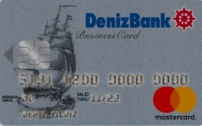 Denizbank Bonus Business Ticari Kredi Kartı Özellikleri