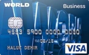 Yapı Kredi World Business Ticari Kartları Toplam 11 Adet