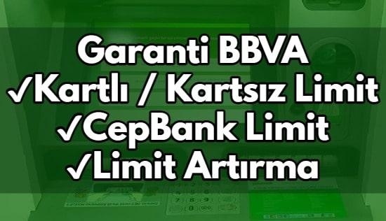 Garanti ATM Günlük Para Çekme Limiti Ne Kadar?