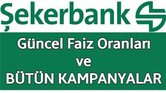 Şekerbank Vadeli Hesap Faiz Oranları 2021 (Güncel Hesaplama)